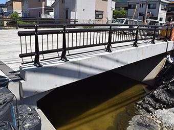 橋梁新設実施設計