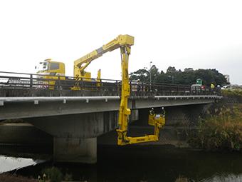 橋梁定期点検